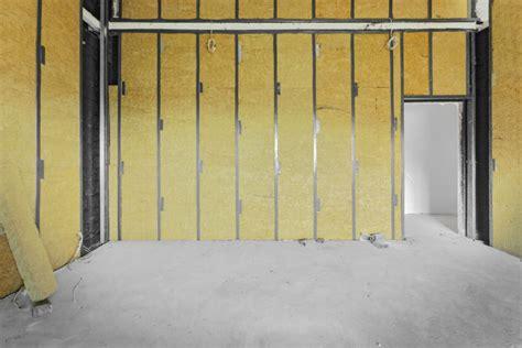prix d une isolation de mur par l int 233 rieur