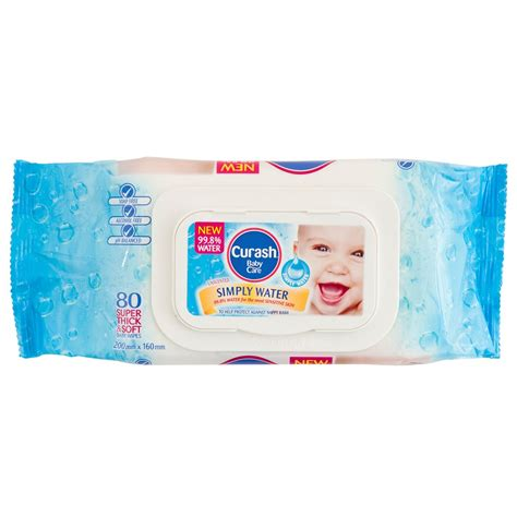 Special Baby Wipes Buy 2 Get 1 buy baby care simply water wipes 80 wipes by curash