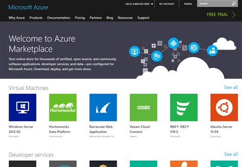 Microsoft Official Website Azure Marketplace Microsoft Is Now Offering Debian Gnu