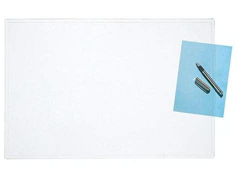buro onderlegger transparant 40x60cm antisliprug - Buro Onderlegger