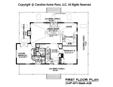open to below house plans small 2 story open house plan chp sm 1568 a2s sq ft affordable two story home plan