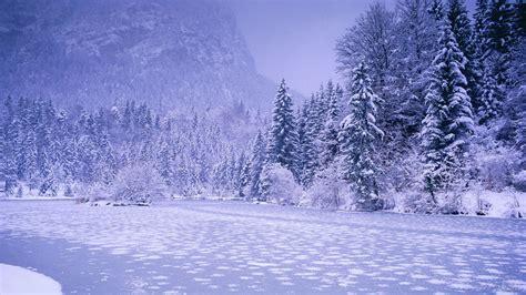 frozen winter wallpaper frozen lake wallpaper 236882