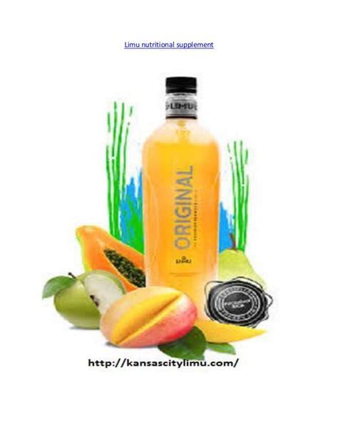 supplement u kansas limu nutritional supplement