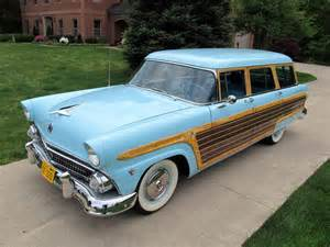 1955 Ford Station Wagon 1955 Ford Wagon With Pictures Mitula Cars