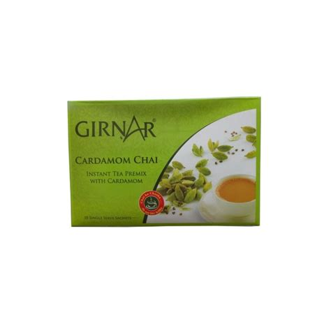 Girnar Detox Green Tea by Girnar Tea Cardamon