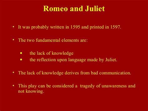 which theme of romeo and juliet is reflected in this excerpt william shakespeare