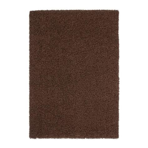 fly tapis de salon tapis trendy tapis de salon shaggy marron x cm uua