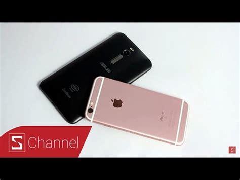 Iphone Ram 4gb schannel speedtest asus zenfone 2 4gb ram vs iphone 6s
