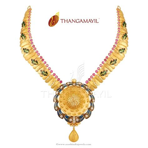 designer jewelry gold designer necklace designs page 3 of 9 south india