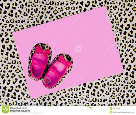 Baby Shower Invites With Photo by Baby Shower Invite Stock Photo Image 29679560