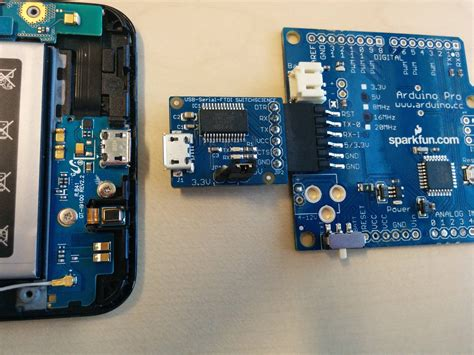 Memperbaiki Port Usb Android is it possible to connect arduino pro with an android