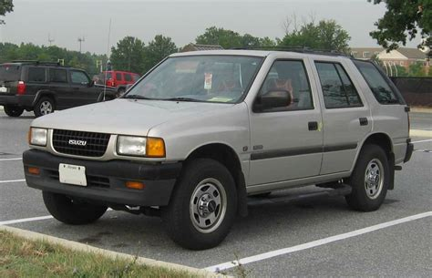 how petrol cars work 1994 isuzu rodeo on board diagnostic system ม อสองน าสน isuzu cameo อเนกประสงค ต วเก า ถ กใจคนเด นทาง