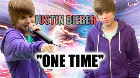 justin bieber one time lyrics download justin bieber one time karaoke youtube