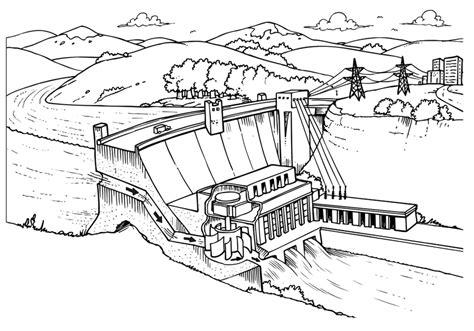dam diagram diagram of a hydroelectric dam simplified diagram of a