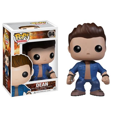 Figure Funko Pop funko reveals supernatural pop vinyl figures the toyark