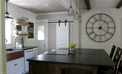 Diy Kitchen Makeover Ideas Diy Farmhouse Kitchen Makeover All The Details