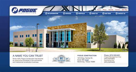 best home builder website design home construction website design 28 images contractors