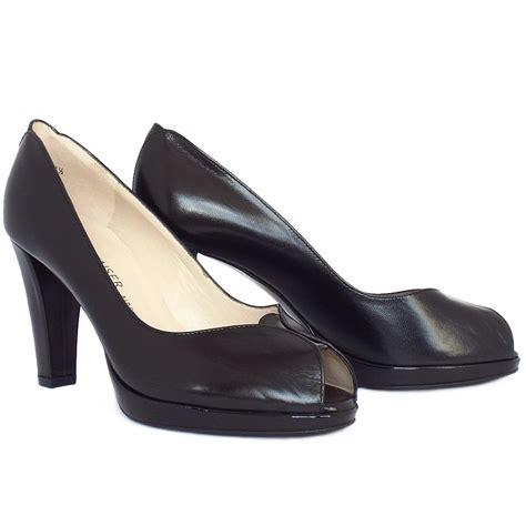 kaiser emilia s high heel peep toe court