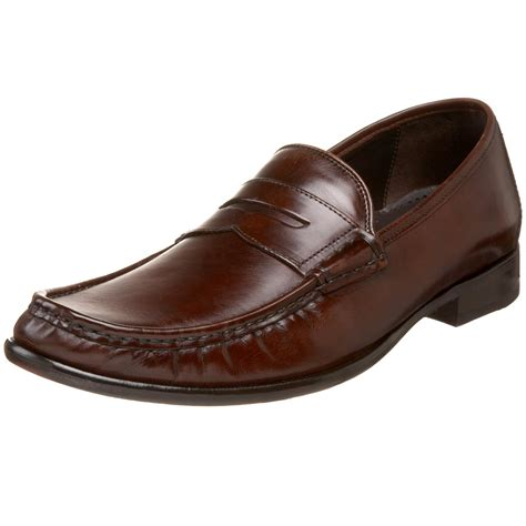 cole haan mens loafers cole haan mens air aiden loafer in brown for