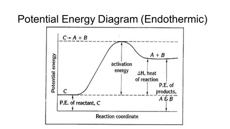 energy diagram for endothermic reaction aim what factors affect rate of reactions ppt