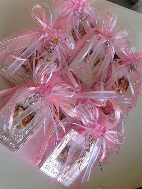 Giveaways For Christening Baby Girl - 12 pc baptism favors christening favors recuerdos de