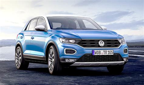 vw t roc 2018 vw t roc 2018 volkswagen reveal price and uk specs and