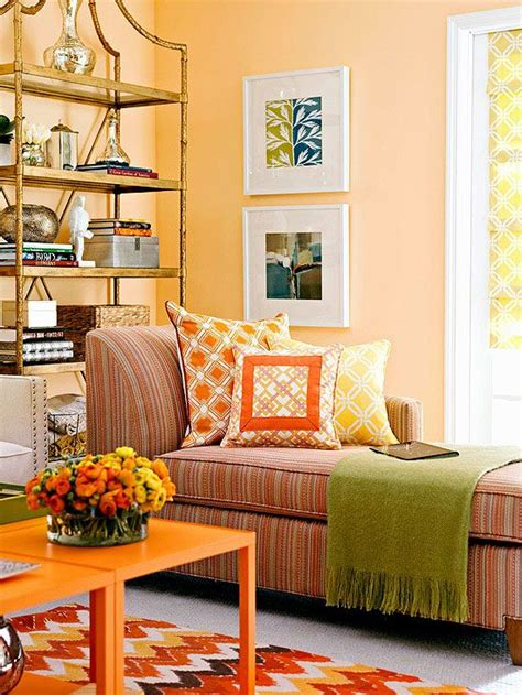Orange Colour Combination Living Room by Best 25 Living Rooms Ideas On