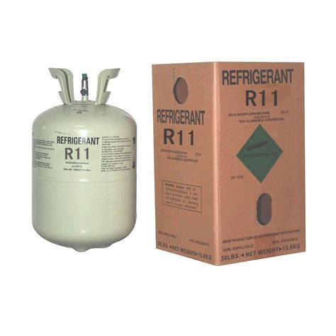 Refrigerant R11 cfc 11 fluorotrichloromethane r11 zhejiang ze china