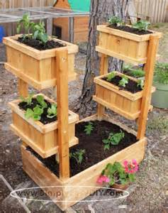 simply easy diy vertical garden planter
