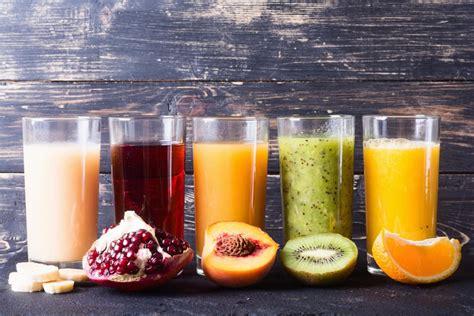 panduan memilih jus buah  sehat  sehat
