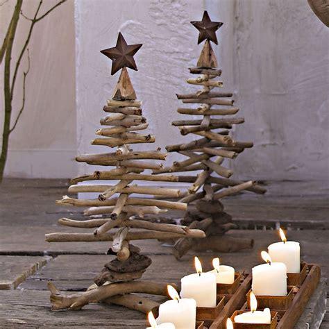 diy branches christmas trees christmas pinterest
