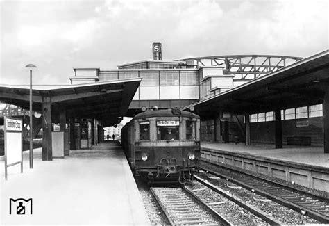 Zoologischer Garten Berlin Sparkasse by 1935 Ein S Bahnzug Zum Stettiner Bahnhof Im Quot Neuen Quot S
