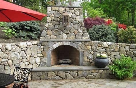 outdoor corner fireplace outdoor fireplace harvard ma photo gallery