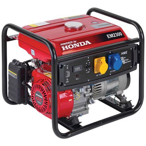 honda generator reviews exposing the honda em 2300 generator must read em2300 review