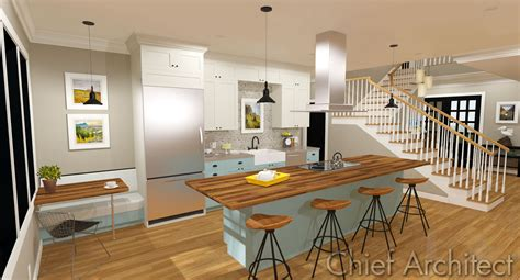 kitchen architect chief architect home design software sles gallery