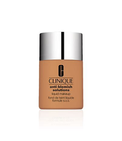 Clinique Anti Blemish Foundation anti blemish solutions liquid makeup