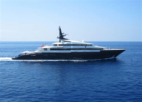 worlds  expensive yacht charter steven spielberg