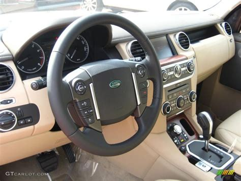 2011 land rover lr4 interior almond nutmeg interior 2011 land rover lr4 hse lux photo