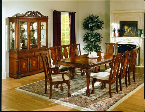 mediterranean dining room furniture homelegance mediterranean dining collection d1366 86
