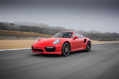 0 100 Porsche 911 Turbo S by Porsche 911 Turbo S 3rd Place 2017 Motor Trend Best