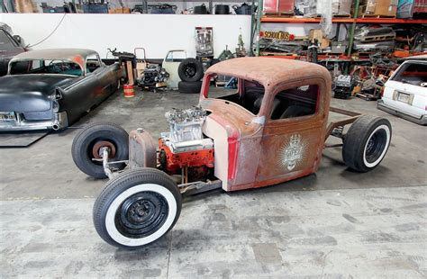 a 700 1ton truck 3 in plastic drop cloth and 3 for 3 tons of tap water u003d cheap mobile swimming 1938 chevrolet rat rod ez