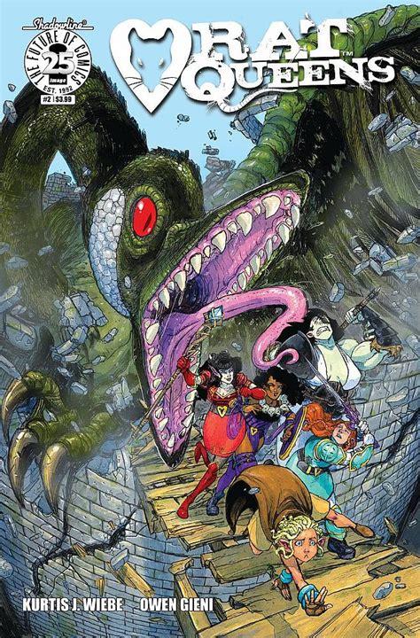 rat queens volume 4 rat queens vol 2 2 review black nerd problems