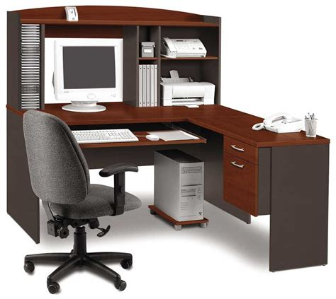 Desk For Office L Shaped Office Desk For Space Saving