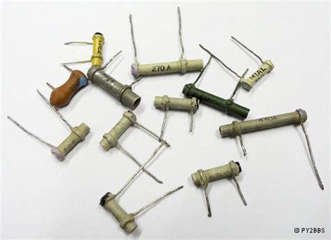 capacitor tubular que es py2bbs hamradio page