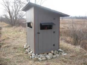 small shack plans any good deer shack blind plans the michigan sportsman forums