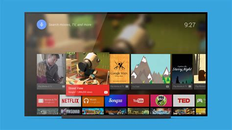 how to play from android to tv adds android tv launcher to the play store