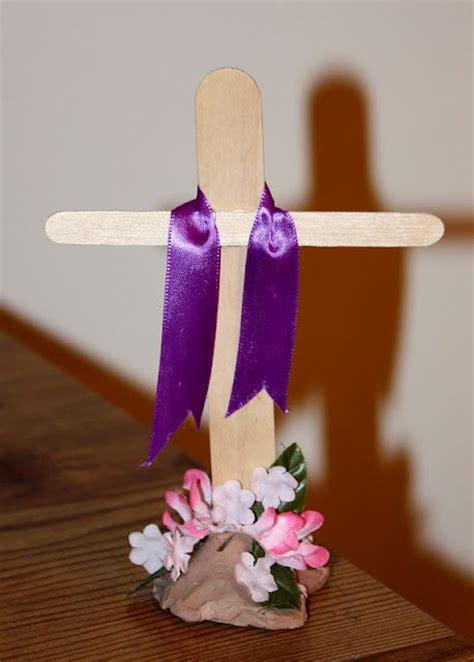 craft centerpieces best 25 easter cross ideas on church crafts