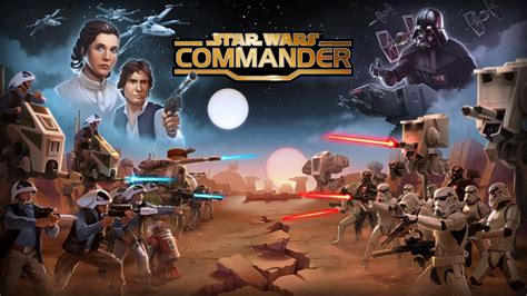 Wars Commander wars episode 7 news wars commander now available to
