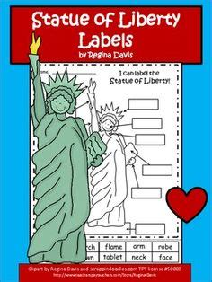 statue of liberty crafts for statue of liberty and liberty bell activity from spend a