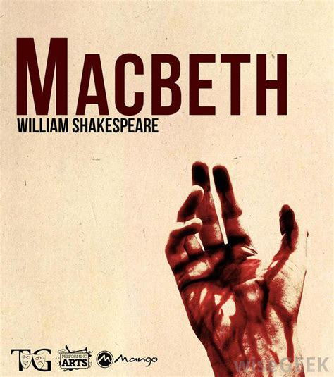 Shakespeare S Tragic In Macbeth what is the scottish play with pictures